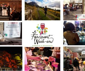 Fascinant week-end  2017